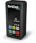 MobiTest – GPS/Gallileo Tracking Meter